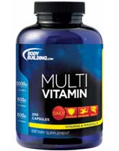 multivitamin for cutting