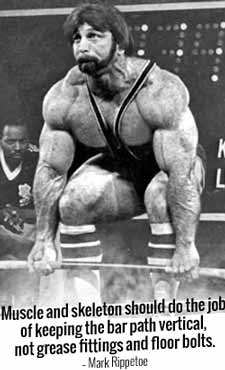 mark rippetoe deadlift