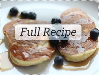 high protein low carb pancakes