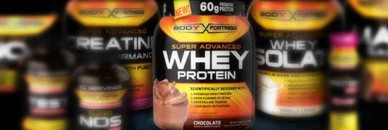 body fortress whey supplement